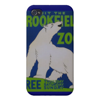 Visit The Zoo iPhone 4/4S Cover