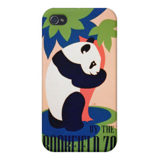 Visit The Zoo iPhone 4 Case