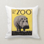 Visit The Zoo Pillows