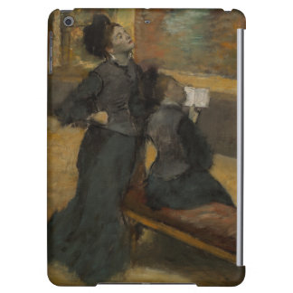 Visit to a Museum by Edgar Degas Cover For iPad Air