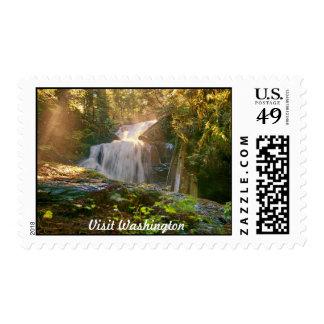 Visit Washington Stamp