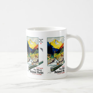Visit Your Far West National Parks Mugs