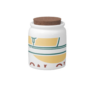 Visit Your Local Quilt Shop Day - Appreciation Day Candy Jars