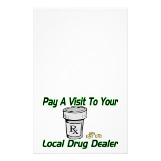 Visita a su traficante local papeleria