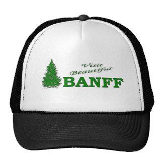 Visita Banff hermoso Gorra