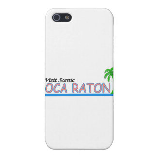 Visita Boca Raton escénico iPhone 5 Cobertura