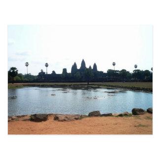 Visita Camboya Postales