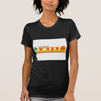 Visita Fiji hermosa Camiseta
