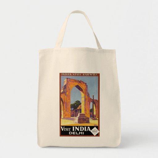 Visita la India - Dehli Bolsas