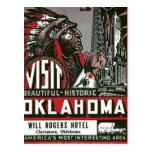 Visita Oklahoma con el jefe indio