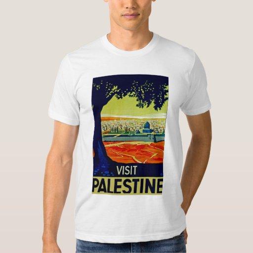 Visita Palestina Poleras