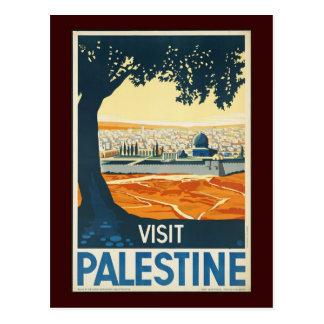 Visita Palestina Tarjetas Postales