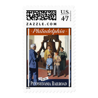 Visita Philadelphia en el ferrocarril de Sellos