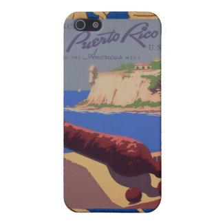 Visita Puerto Rico iPhone 5 Carcasas