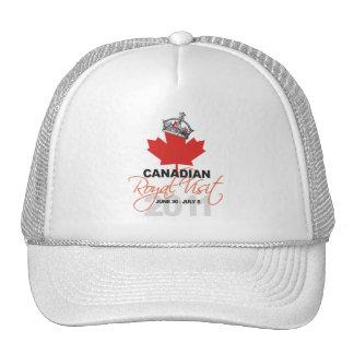 Visita real de Canidian - boda de Guillermo y de K Gorro De Camionero
