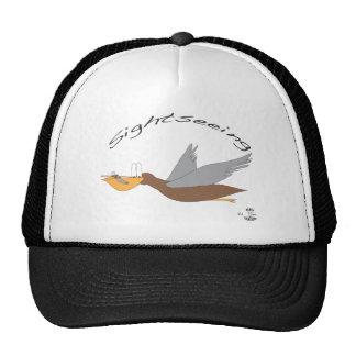 Visita turística de excursión gorra