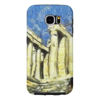 Visitar la acrópolis en Atenas Fundas Samsung Galaxy S6