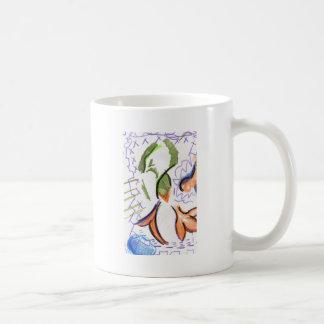 Visitar otros mundos tazas de café