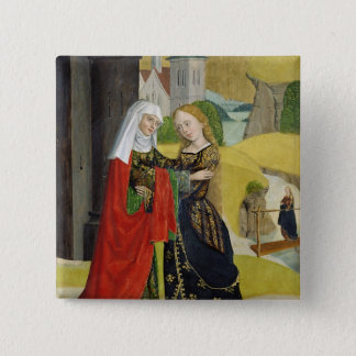 Visitation from the Dome Altar, 1499 Button