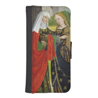 Visitation from the Dome Altar, 1499 iPhone SE/5/5s Wallet
