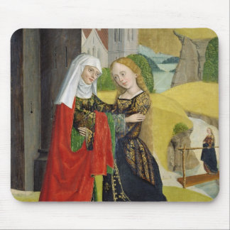 Visitation from the Dome Altar, 1499 Mouse Pad