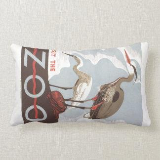 Visite el parque zoológico almohadas