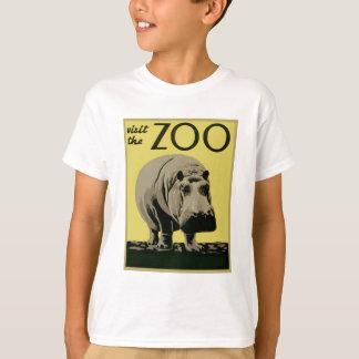 Visite el parque zoológico playera