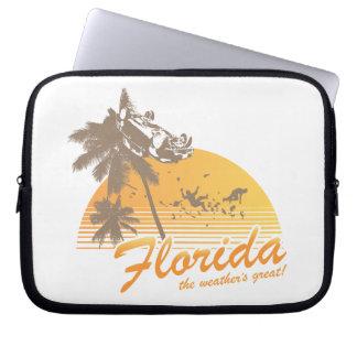 Visite la Florida, el tiempo grande - huracán Mangas Computadora