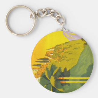 Visitez La Grece En Auto Key Fob Keychain
