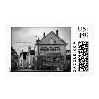 Visitez Les Caves Mon Mousseau Postage Stamps