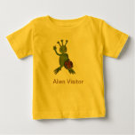 Visiting Alien Range Infant T-shirt