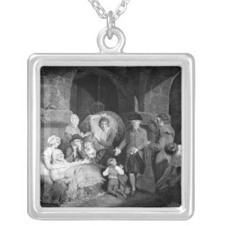 Visiting and Relieving the Miseries of a Silver Plated Necklace