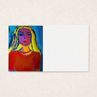 Visiting cards art 5.1 cm x 8.9 cm, 100er-Pack.