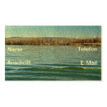 Visiting cards nature business cards