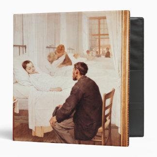 Visiting Day at the Hospital, 1889 Binder