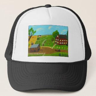 Visiting Day Trucker Hat