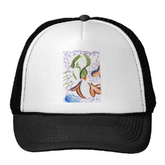 Visiting other worlds hats