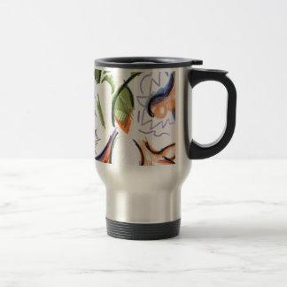 Visiting other worlds travel mug