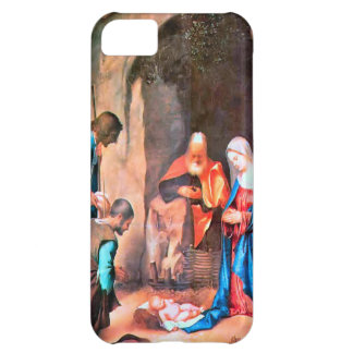 Visiting the Holy Family iPhone 5C Cover