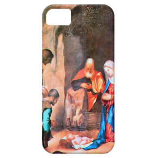 Visiting the Holy Family iPhone SE/5/5s Case