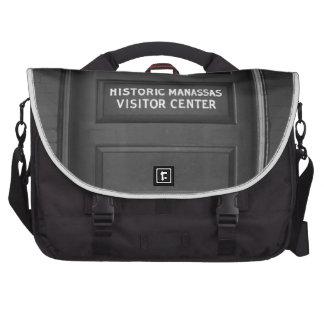 Visitor Center Laptop Messenger Bag