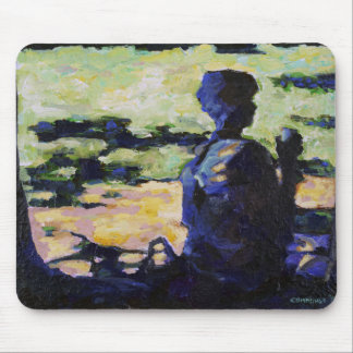 Visitor Mouse Pad
