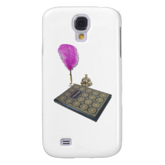 VisitorBookPenServiceBell051211 Samsung Galaxy S4 Cover