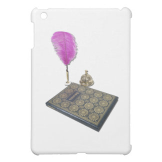 VisitorBookPenServiceBell051211 iPad Mini Covers