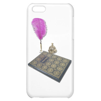 VisitorBookPenServiceBell051211 Cover For iPhone 5C