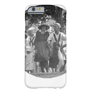 Visitors Day at the Naval Training _war image Barely There iPhone 6 Case