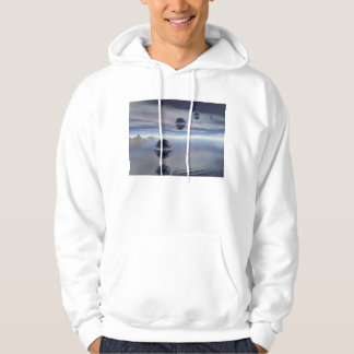 Visitors From Space Hoodie