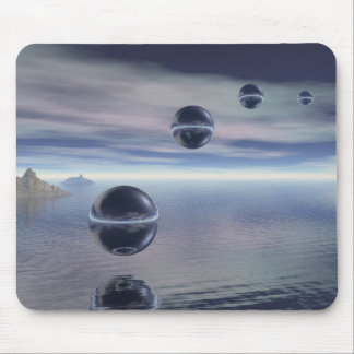 Visitors From Space Mouse Pad