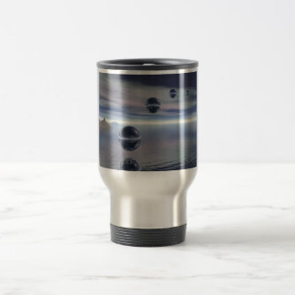 Visitors From Space Travel Mug