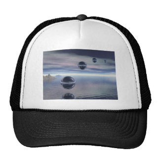 Visitors From Space Trucker Hat